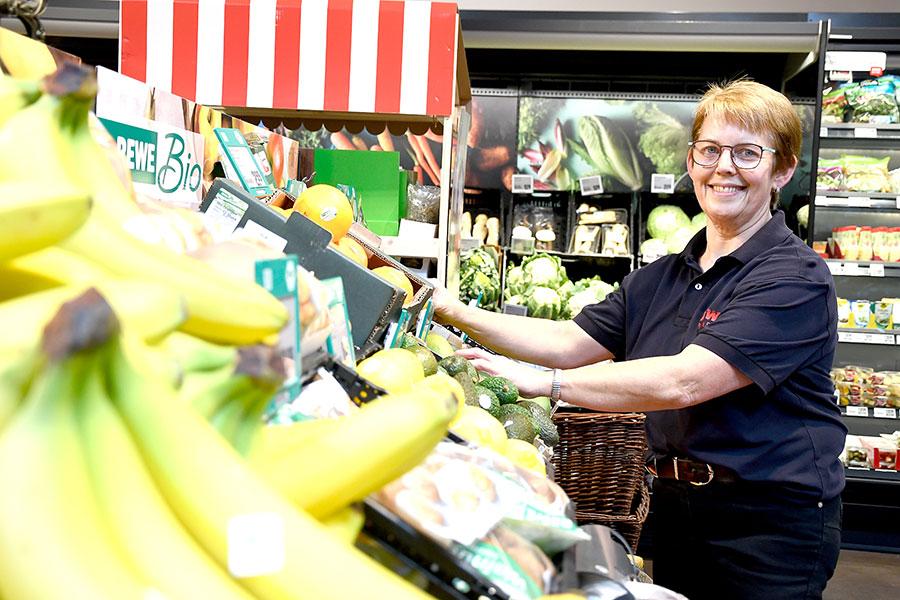 Leitung Obst & Gemüse in Biberach